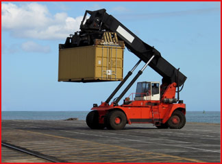 Transport maritime - export, Transports DTS, France