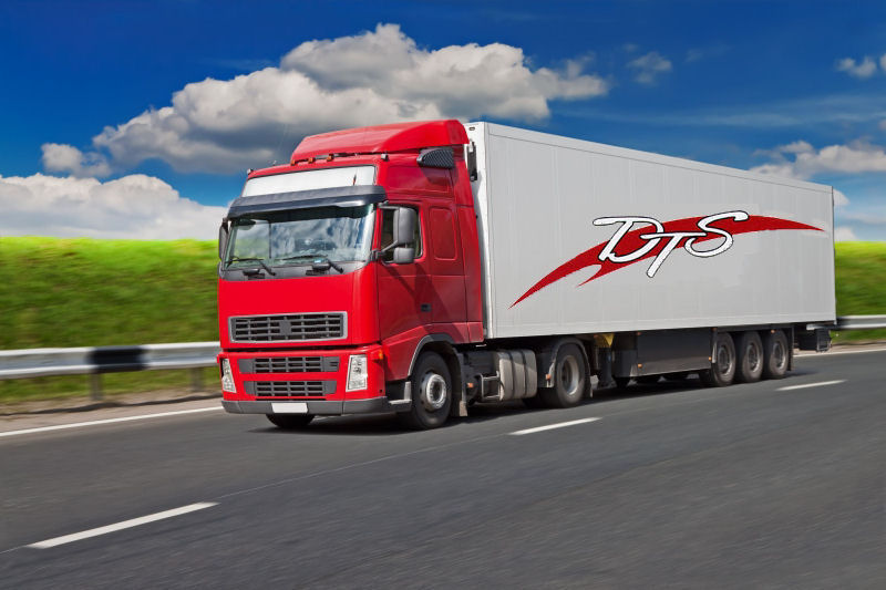 Transport routier, Transport conditionné, Transports DTS, France